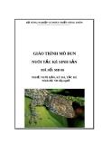 Giáo trình Nuôi tắc kè sinh sản - MĐ06: Nuôi rắn, kỳ đà, tắc kè