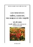 Giáo trình Trồng, chăm sóc, thu hoạch và tiêu thụ ớt - MĐ05: Trồng cây làm gia vị