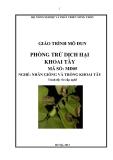 Giáo trình Phòng trừ dịch hại khoai tây - MĐ05: Nhân giống và trồng khoai tây