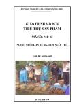 Giáo trình Tiêu thụ sản phẩm - MĐ05: Nuôi lợn rừng, lợn nuôi thả