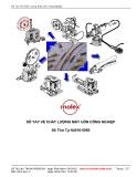 Sổ tay về chất lượng máy uốn công nghiệp