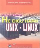 Giáo trình Hệ điều hành Unix - Linux: Phần 2 - PGS.TS. Hà Quang Thụy, TS. Nguyễn Trí Thành
