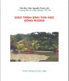 Giáo trình Sinh thái học đồng ruộng: Phần 1 - PGS.TS. Trần Đức Viên (chủ biên)