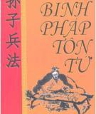 Tác phẩm văn học Binh pháp Tôn Tử - Phần 2