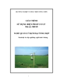 Giáo trình Sử dụng biện pháp cơ lý - MĐ03: Quản lý dịch hại tổng hợp