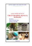 Giáo trình Chuẩn bị giống, dụng cụ nuôi ong - MĐ02: Nuôi ong mật