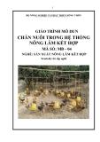 Giáo trình Chăn nuôi trong hệ thống nông lâm kết hợp - MĐ04: Sản xuất nông lâm kết hợp
