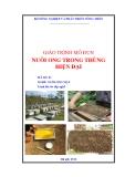 Giáo trình Nuôi ong trong thùng hiện đại - MĐ03: Nuôi ong mật