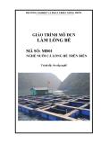 Giáo trình Làm lồng bè - MĐ01: Nuôi cá lồng bè trên biển
