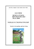 Giáo trình Sử dụng biện pháp hóa học - MĐ05: Quản lý dịch hại tổng hợp