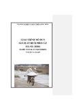 Giáo trình Sản xuất muối phơi cát - MĐ01: Sản xuất muối biển