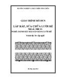 Giáo trình Lắp ráp, sửa chữa lưới rê - MĐ01: Đánh bắt hải sản bằng lưới rê