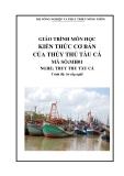 Giáo trình Kiến thức cơ bản của thủy thủ tàu cá - MH01: Thủy thủ tàu cá