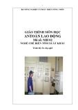 Giáo trình An toàn lao động - MĐ02: Chế biến tôm xuất khẩu