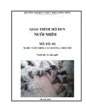 Giáo trình Nuôi nhím - MĐ02: Nuôi nhím, cầy hương, chim trĩ