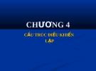 Bài giảng Phương pháp lập trình: Chương 4