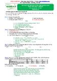 Bài giải chi tiết đề tuyển sinh Đại học 2014 môn Hóa học khối B (Mã đề 315)