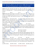 Luyện thi ĐH môn Hóa học 2015: Nâng cao-Phương pháp giải bài toán điện phân (Phần 2)