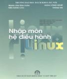 Ebook Nhập môn hệ điều hành Linux: Phần 2 - Nguyễn Thanh Thủy (chủ biên)