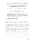 Báo cáo: Phương pháp lọc thư rác Tiếng Việt dựa trên từ ghép và theo viết người sử dụng
