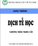 Giáo trình Dịch tễ học: Phần 1 - BS.CKI. Nguyễn Văn Thịnh