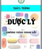 Giáo trình Dược lý: Phần 2 - DS. Lê Thị Đan Quế, BS. Nguyễn Văn Thịnh