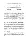 Tạp chí khoa học và công nghệ: Nghiên cứu các biện pháp giảm điện áp phục hồi trên đường dây 500KV Đà Nẵng-Thạnh Mỹ-Pleiku