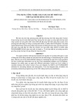 Tạp chí khoa học và công nghệ: Ứng dụng công nghệ CAD-CAM-CAE để thiết kế, chế tạo bánh răng con lăn