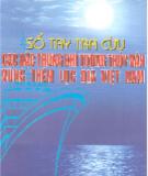 Ebook Sổ tay tra cứu các đặc trưng khí tượng thủy văn vùng thềm lục địa Việt Nam: Phần 2 - TS. Nguyễn Thế Tưởng