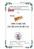 Tiểu luận: WTO bước ngoặc mới của nền kinh tế Việt Nam