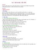 Bài giảng Bài 7: Bệnh học nội tiết