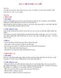 Bài giảng Bài 11: Bệnh học da liễu
