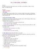 Bài giảng Bài 12: Bệnh học cơ xương khớp