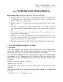 Dược lý học 2007 - Bài 27: Thuốc điều chỉnh rối loạn tiêu hóa