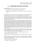 Dược lý học 2007 - Bài 23: Thuốc điều trị cơn đau thắt ngực