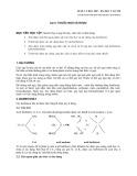 Dược lý học 2007 - Bài 8: Thuốc ngủ và rượu