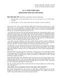 Dược lý học 2007 - Bài 15: Thuốc kháng virus