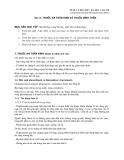 Dược lý học 2007 - Bài 12: Thuốc an thần kinh và thuốc bình thần