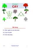 Bài giảng Cấu trúc dữ liệu & thuật toán: Chương 4 - Nguyễn Đức Nghĩa