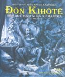 Tiểu thuyết Đôn Kihôtê - Nhà quý tộc tài ba xứ Mantra: Phần 1
