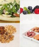 Tác dụng của một số loại thực phẩm đối với sức khỏe con người