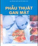 Ebook Phẫu thuật gan mật (Phần 2) - NXB Y học