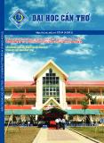 Bản tin Đại học Cần Thơ số 4 tháng 4 năm 2013
