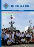 Bản tin Đại học Cần Thơ số 5 tháng 5 năm 2013