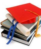 Luận văn thạc sĩ Giáo dục học: Tổ chức dạy học Sinh học 11 nâng cao theo phương pháp chương trình hóa với sự hỗ trợ của phần mềm Lectora