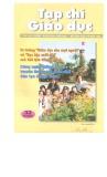 Tạp chí Giáo dục - Số 32 (6/2002)