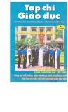 Tạp chí Giáo dục - Số 11 (11/2002)