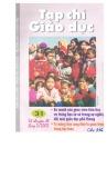 Tạp chí Giáo dục - Số 31 (số chuyên đề quý 2/2002)