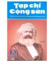 Tạp chí Cộng sản Số 13 (5-2003)