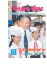 Tạp chí Giáo dục - Số 12 (9/2001)